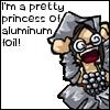 Mina: Aluminum Foil Princess // 3 AM Crazies
