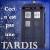 this is not a TARDIS, totally utterly geeky