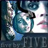 five by five: paigegail