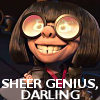 A work in progress: Genius Edna Mode Incredibles