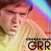 Little Red: trek - chekov grr! - viresse_icons