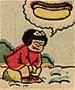 nancy hotdog