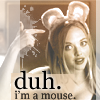 i'm a mouse
