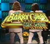 the unforgivable crime is soft hitting: barry gibb talk show