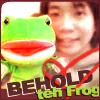 Mew: Jun Jun - frog