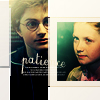 Meeps!: hp - harry & ginny - patience