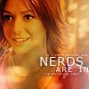 briasoleil: nerds are in - Kudos to hey_lena