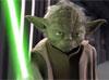 Angry Yoda