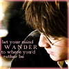 mind wander