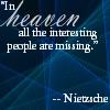 Quote - Nietzsche