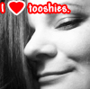 Cherry D: Ashley loves tooshies!