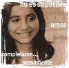 Margarita Veasman: no es imposible amar completamente plena