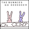 Irda Majere: Bunny go EEE! // something_gone