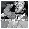 TRUDEAU - cut throat