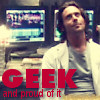 A work in progress: Geek Baltar BSG