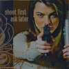 btvs/ats - lilah - shoot first