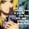 Laura: FMA: Pay for Love