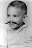 Barry moustachio