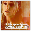 Frances: Buffy - Apocaplypse