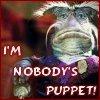 AstroGirl: nobody's puppet