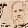 A work in progress: Shiny! Boromir LotR Sketch