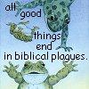 ¿es eso un libro de besos?: plagues (by Lanning)