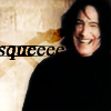 daylyn: Snape squee smiling_unknown