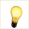 Mrs. Christie: light bulb