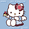 Hello Kitty - Tasty Fandom