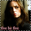Buffy: five by five