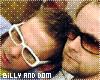 billy & dom glasses