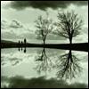 george: sc : a mirror lake before me