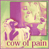 Cow of Pain, Polter-Cow of Pain