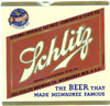 Schlitz: Just The Kiss Of The Hops!