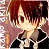 Kamio Akira: chibi glare
