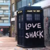 DW Tardis Love Shack