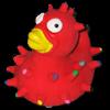 duck - spiky