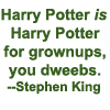 anamchara: HP Stephen King quote (_iconicreations)