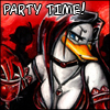 CD - Zakiya: Party Time!