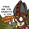 Chaos Pope- Raiments