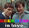 geekdom is love