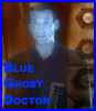 E: blue ghostie doctor who