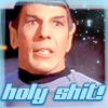 gwyneth: spock iconziconz