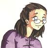 Manga-style me