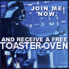 free toaster oven by icon_fashion