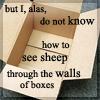 sheep through box~ladytalon