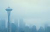 Seattle fog