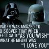 Daisy-chama: Star Wars - As you wish