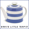here's luck: brave little teapot