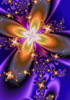 mercury5_girl: Fractal Flower